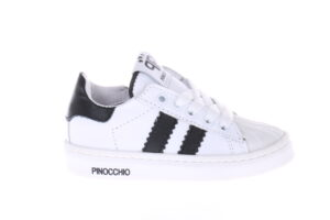 P1834 30COAC white black + wit bruin